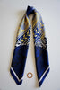 island traditional greek pattern silk scarf made in greece magnadi scarves