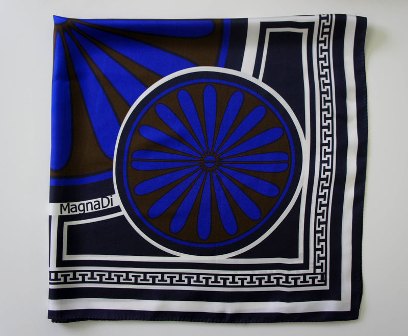 magnadi scarves contemporary designs made in greece silk scarves winter colours