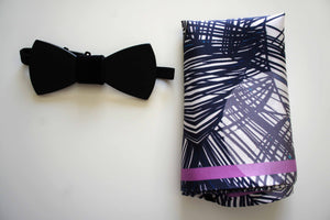 pocket square silk scarf made in greece magnadi scarves stylish gift for him