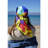 magnadi scarves Greek silk summer prints silk scarves