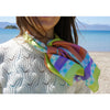 Magnadi scarves long scarves summer prints how to wear summer style