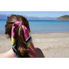 VILLA GRANDE  SUNRISE - Square Digital Printed Silk Scarf