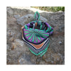 MagnaDi scarves Greek silk scarf little scarf summer print made in Greece