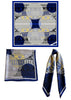 island traditional greek motifs silk scarf made in greece magnadi scarves