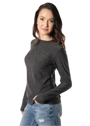 Super Luxe Long Sleeve Tee - Peskys Insect Repellent Apparel