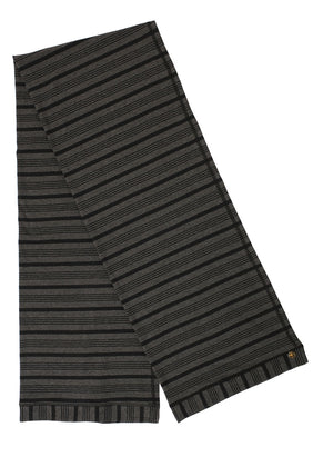 Striped Bamboo Blend Scarf - Peskys Insect Repellent Clothing