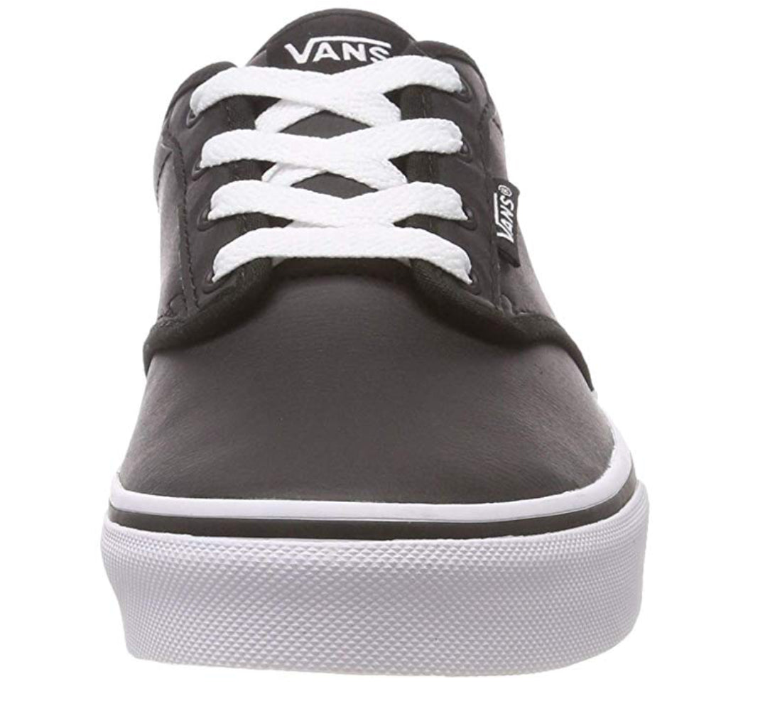 59f548294 Vans Girls Boys Womens   Atwood Synthetic Leather Low-Top Sneakers Classic