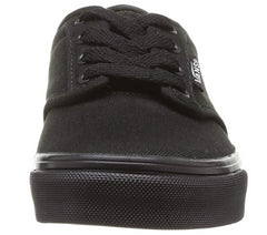 Vans Atwood, Unisex Kids/Womens Low-Top Sneakers, Black,