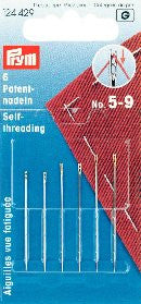 PRYM Self-threading Needles