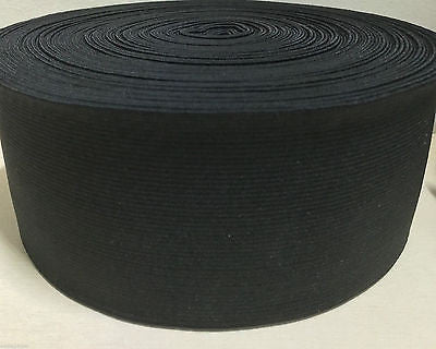 Woven Elastic Tape 75mm - 100mm