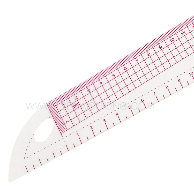 Model 3250 Metric French Curve Ruler