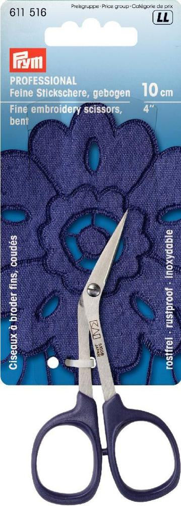 PRYM Embroidery Scissors 10cm