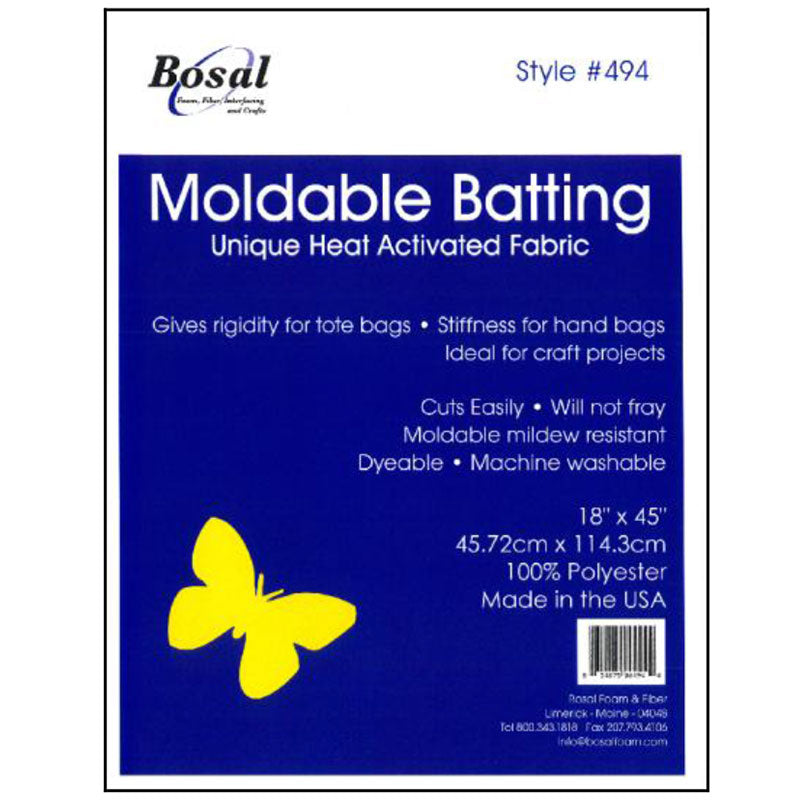 Bosal 494 Modable Batting (Non-fuse)