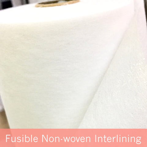 Fusible Non-woven Interlinings in 5 weights