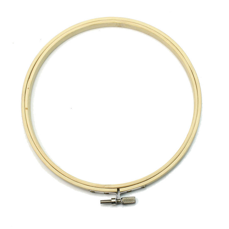 Wooden Embroidery Hoop 4in - 10in