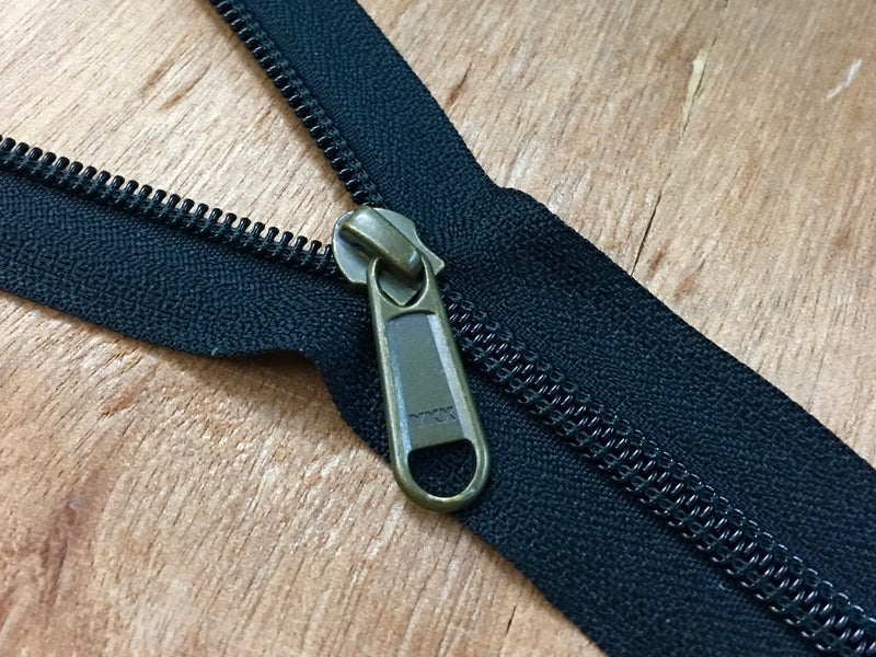 YKK Long Pull Slider for CTL Nylon Coil Zipper