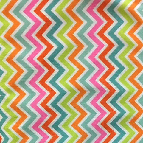 Babyville Boutique PUL Fabric - Chevron (YARD)
