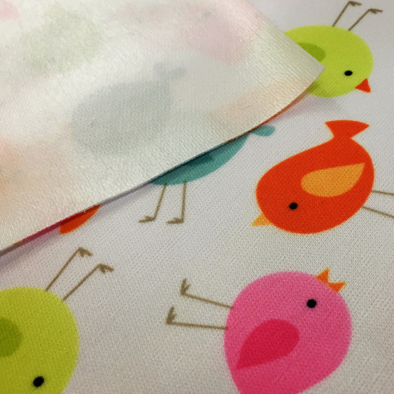 Babyville Boutique PUL Fabric - Forest Friends (YARD)