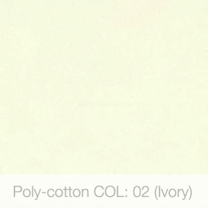 Poly-cotton Fabric