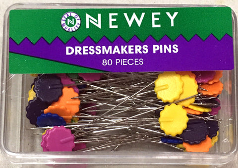 PRYM/Newey Flat Flowers Pins