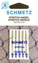 Schmetz 130/705 H-S Stretch Sewing Needles