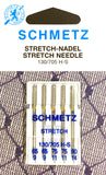 Schmetz 130/705 H-S Stretch Sewing Needles $5.00 130/705, HAx1, Sale, Schmetz, sewing machine, sewing machine needles Lye Nai Shiong