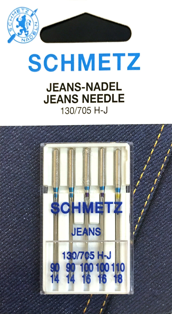 Schmetz 130/705 H-J Jeans Sewing Needles