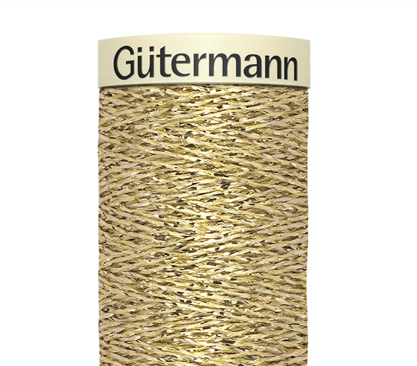 Gutermann Metallic Effect Thread W 331 50m