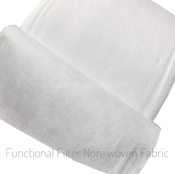 Functional Filter (Melt-Blown) Non-woven Fabric
