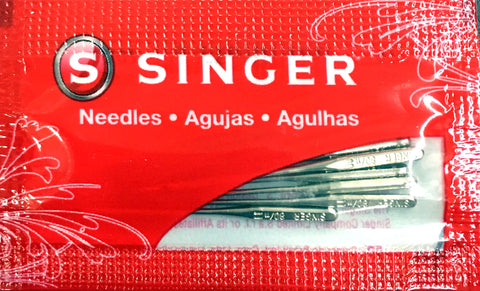 Singer 2020 Domestic Sewing Machine Needle $1.80 15x1, HAx1, Sale, Singer sewing machine needles Lye Nai Shiong