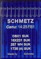 Schmetz Ball-point Sewing Machine Needle (DBx1 SUK)