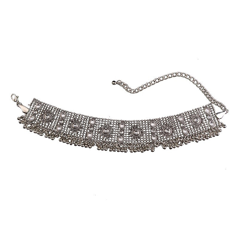 HACKNEY SILVER STATEMENT CHOKER