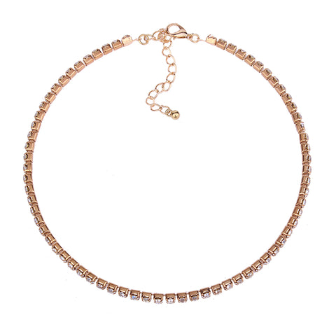 HOLLAND PARK GOLD NECKLACE SET