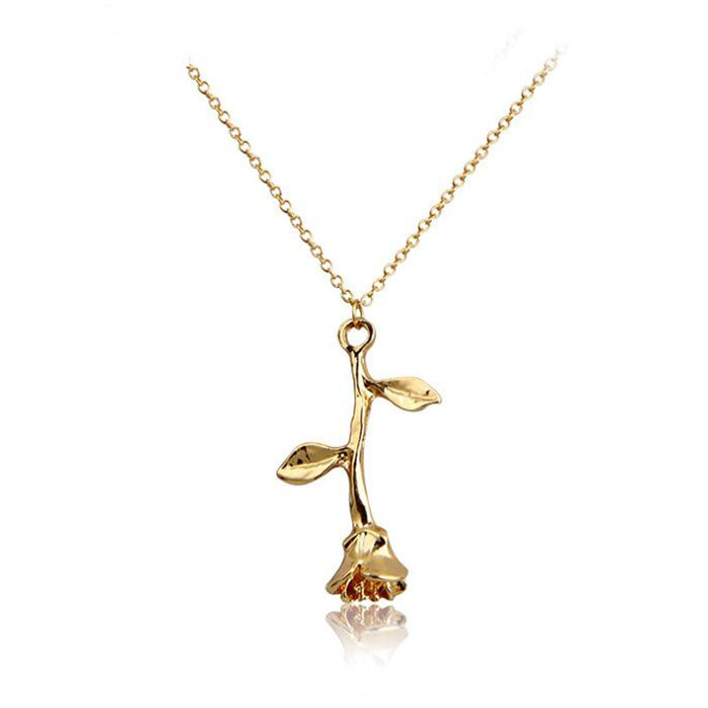 BLOOMSBURY GOLD NECKLACE