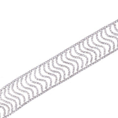 TULSE HILL CHOKER - SILVER