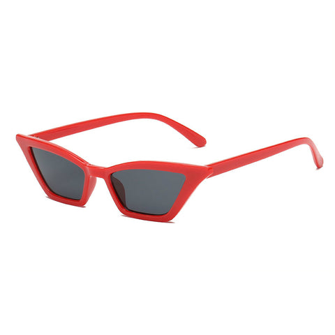MAYFAIR SUNGLASSES RED