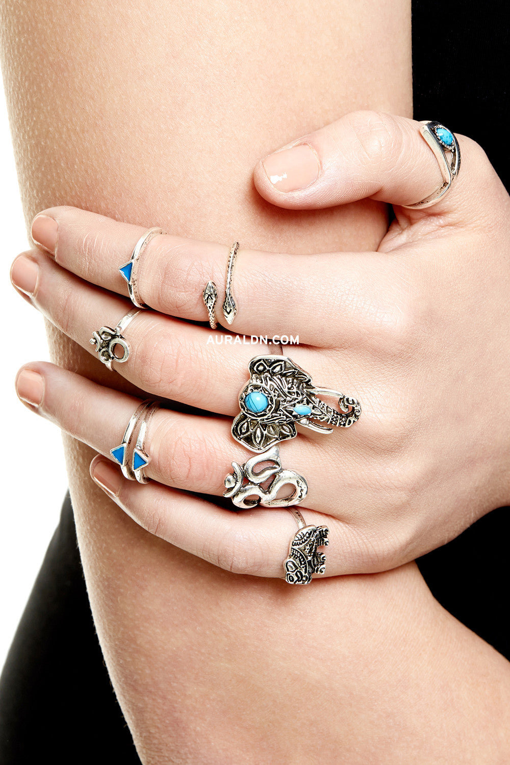 MAYFAIR MIDI RING SET