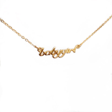 GOLDHAWK ROAD NECKLACE