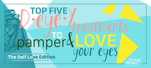 Top Five D·eye·Y Treatments To Love & Pamper Your Eyes