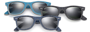 Style Match - The New Denim Wayfarer