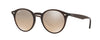 Brown Ray-Ban Round New - Vision Works Discount Designer Sunglasses