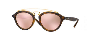 Pink Ray-Ban RB4068 - Vision Works Discount Designer Sunglasses