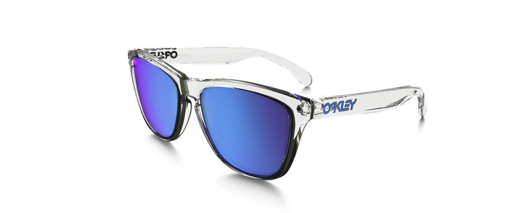 Oakley Frogskin 0OO9013-A6 - Vision Works Discount Designer Sunglasses