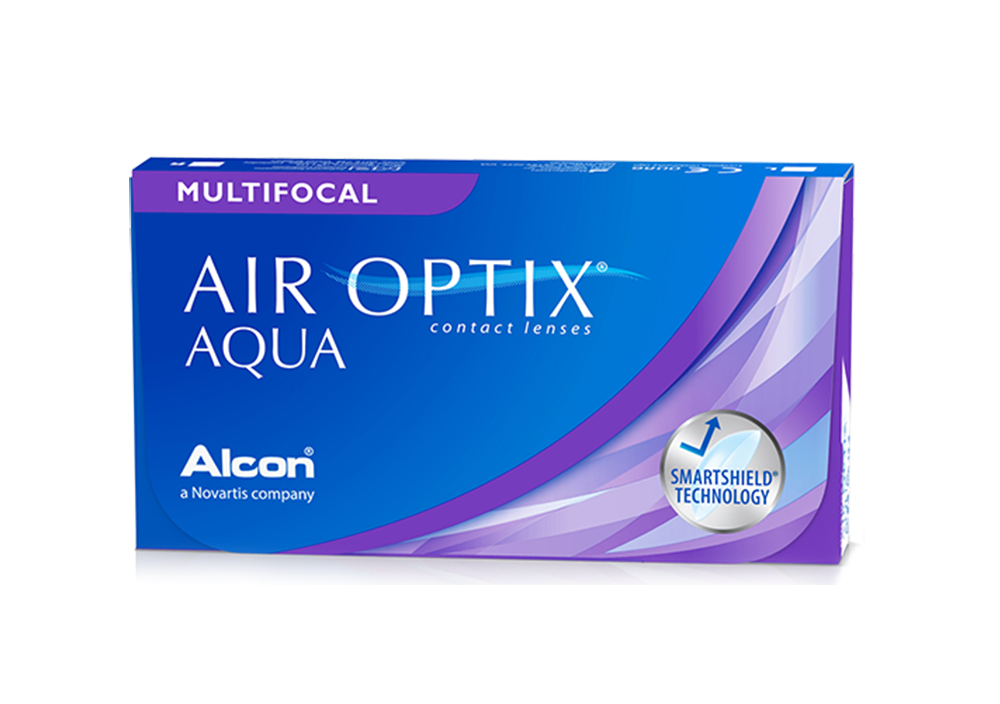 Alcon Air Optix® Aqua Multifocal