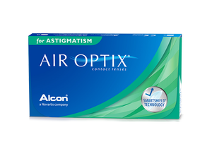 Alcon Air Optix® for Astigmatism