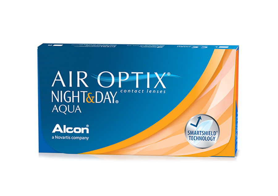 Alcon Air Optix® Night & Day®