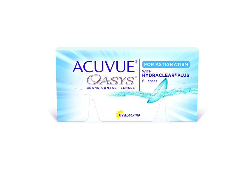 Moscon - Acuvue Oasys for Astigmatism