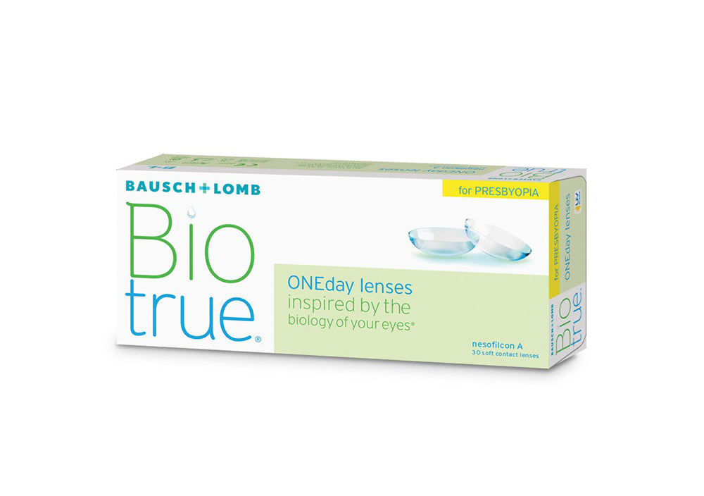 B&L Biotrue Oneday for Presbiopia