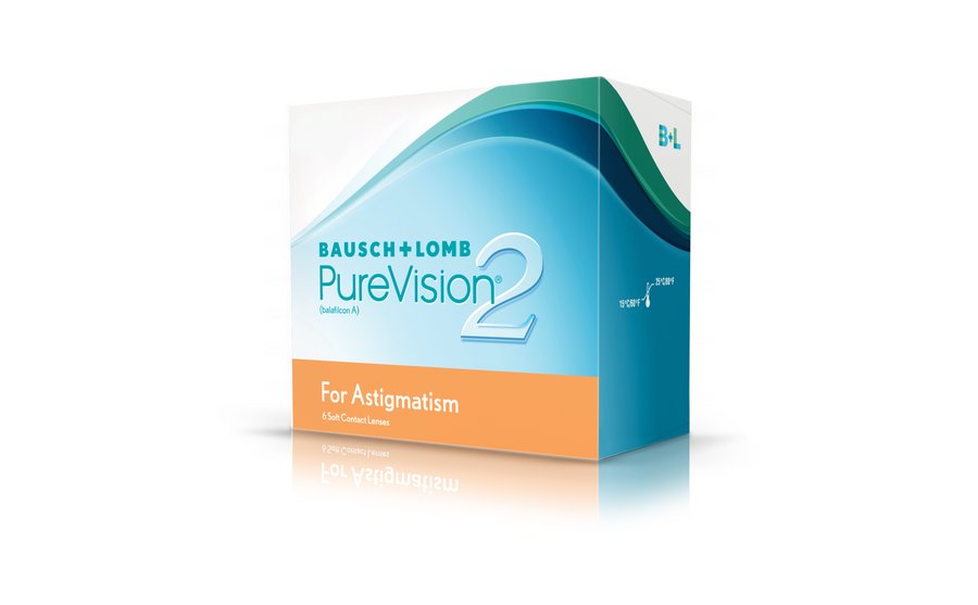B&L Purevision 2 HD for Astigmatism