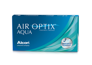 Alcon Air Optix® Aqua